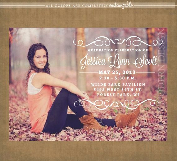 High School Graduation Invitation Ideas New Best 25 High School Graduation Invitations Ideas On Pinterest