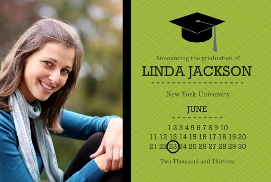 High School Graduation Invitation Unique Graduation Announcement Wording Ideas