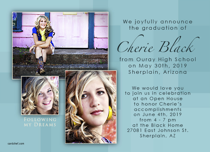 High School Graduation Invitation Wording Inspirational Graduation Announcement and Invitation Wording Ideas