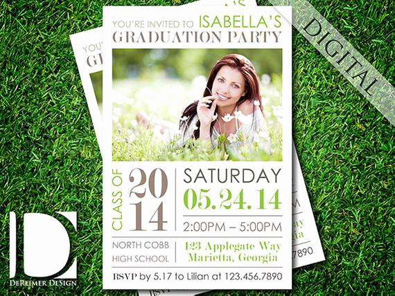 High School Graduation Invitation Wording Luxury Graduation Announcement High School College