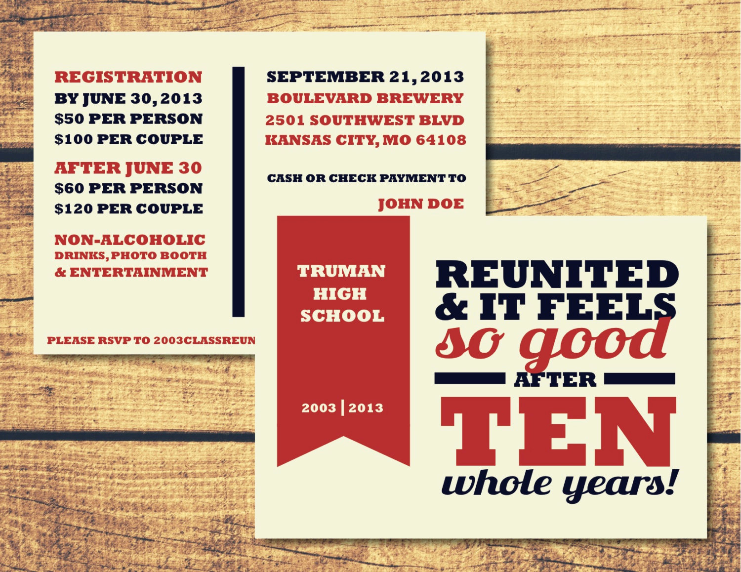High School Reunion Invitation Template Elegant Scholarly Revival Printable High School Reunion by