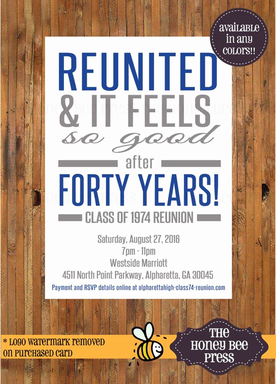 High School Reunion Invitation Wording Awesome Best 25 Class Reunion Invitations Ideas On Pinterest