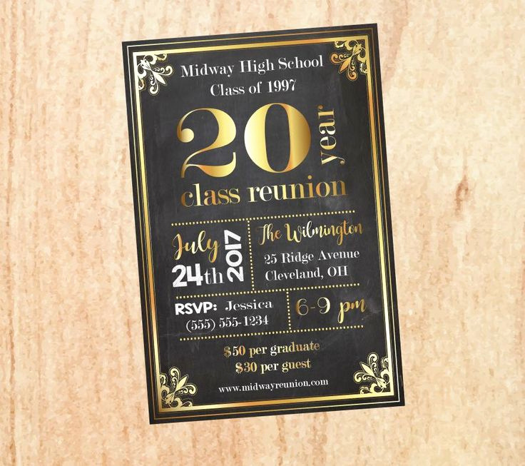 High School Reunion Invitation Wording Unique Best 25 Class Reunion Invitations Ideas On Pinterest