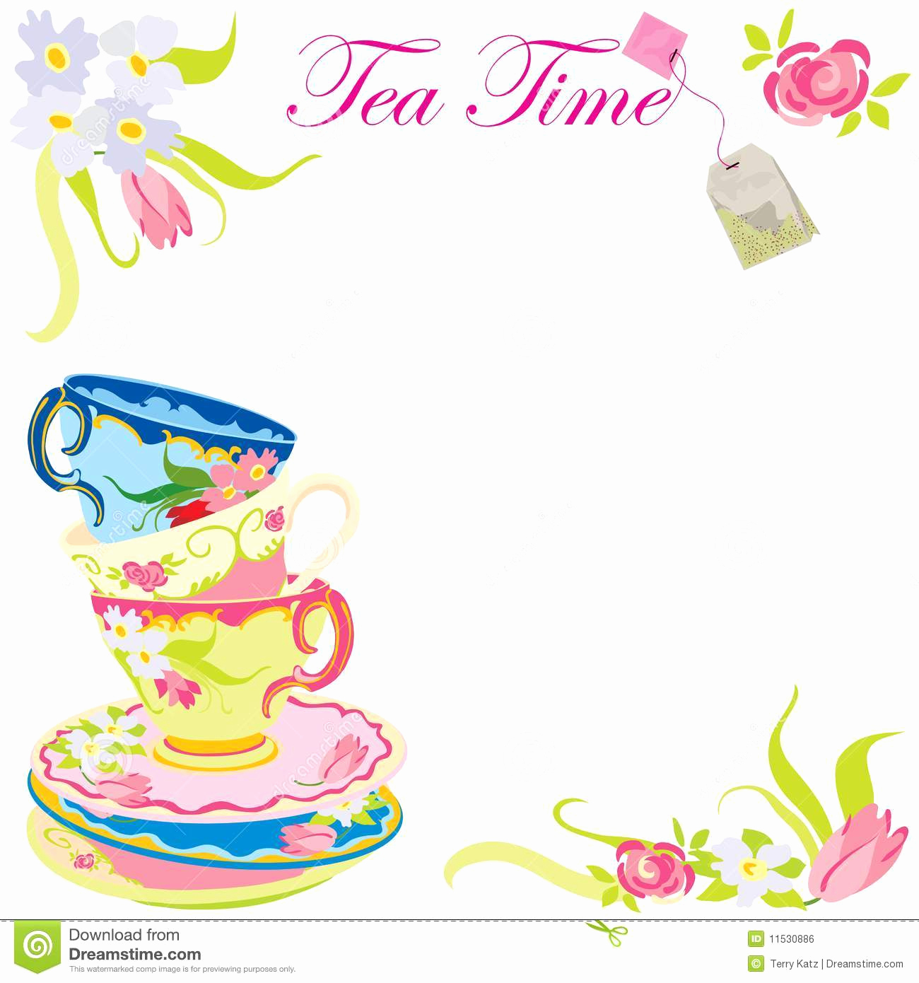 High Tea Invitation Template Best Of afternoon Tea Invitation Templates