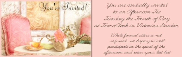 High Tea Invitation Wording Elegant Tea & Coffee – How to Host afternoon Tea