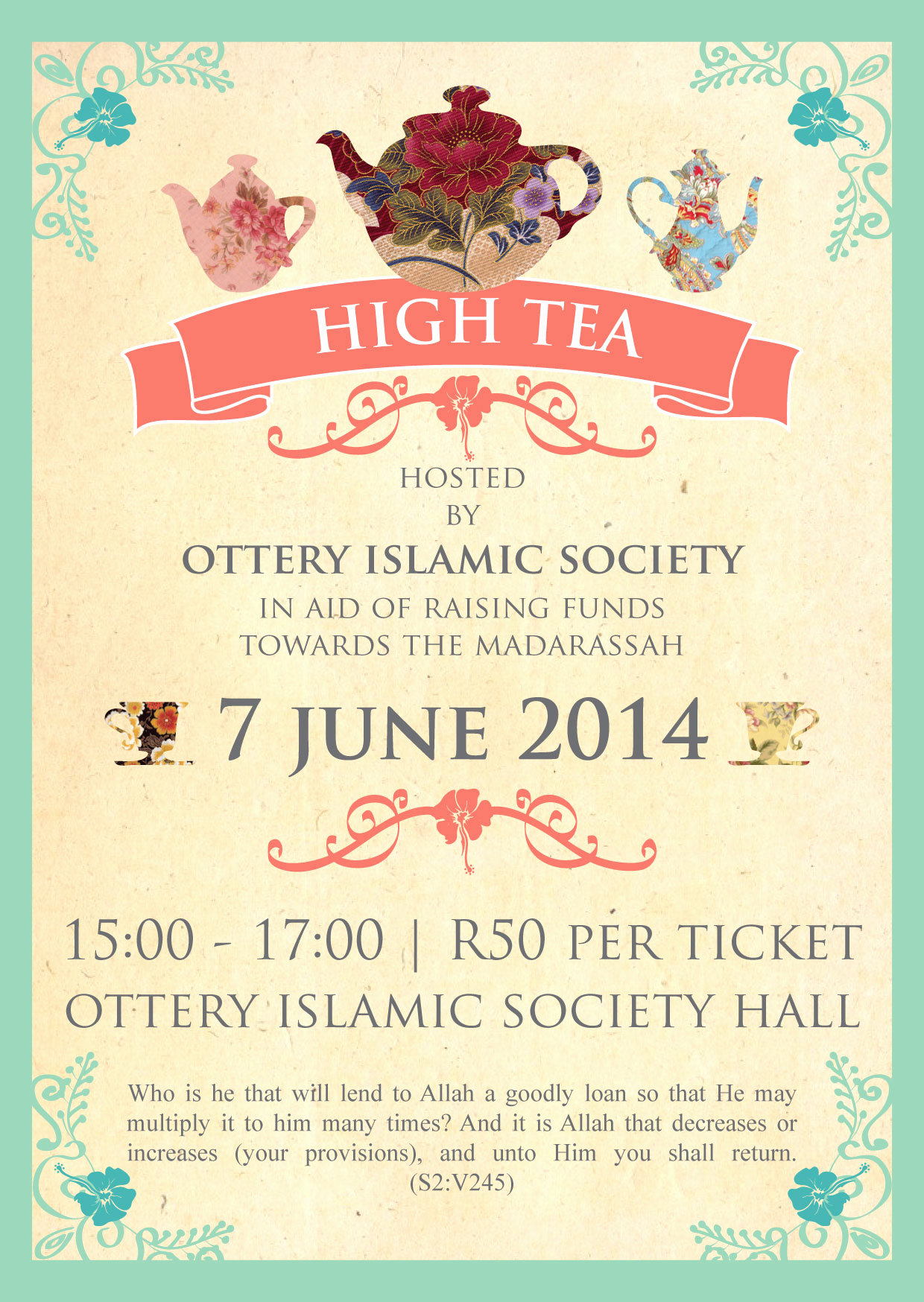 High Tea Invitation Wording Fresh Print Work High Tea Invitation