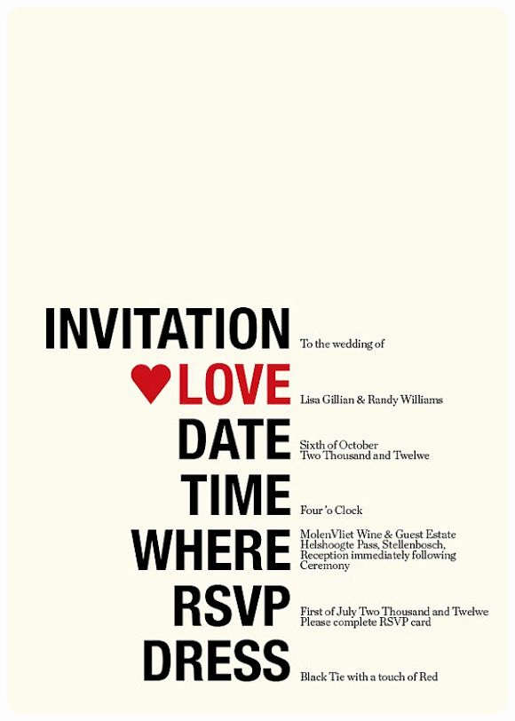 funny wedding invitations