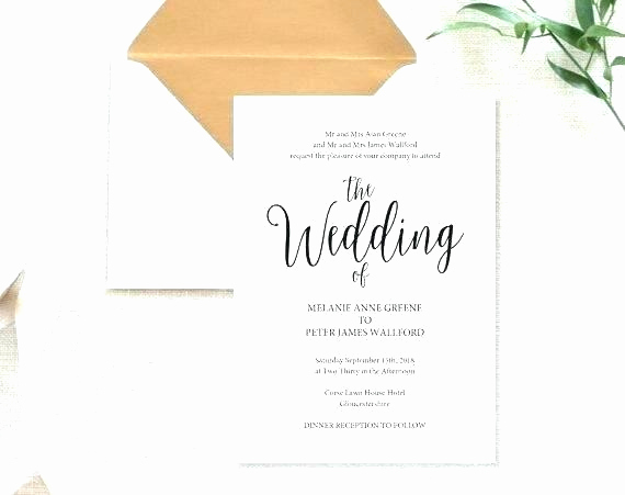 Hobby Lobby Wedding Invitation Templates Elegant Wedding Invitations Hobby Lobby