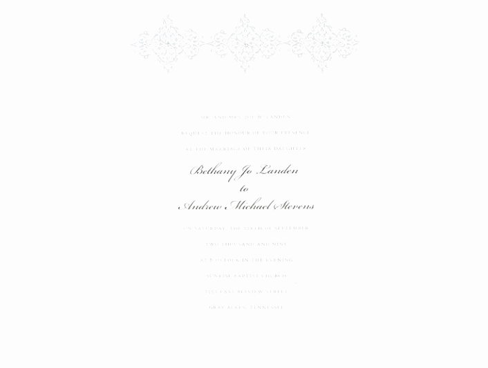 Hobby Lobby Wedding Invitation Templates Inspirational Hobby Lobby Invitations Template Resume Builder Simple