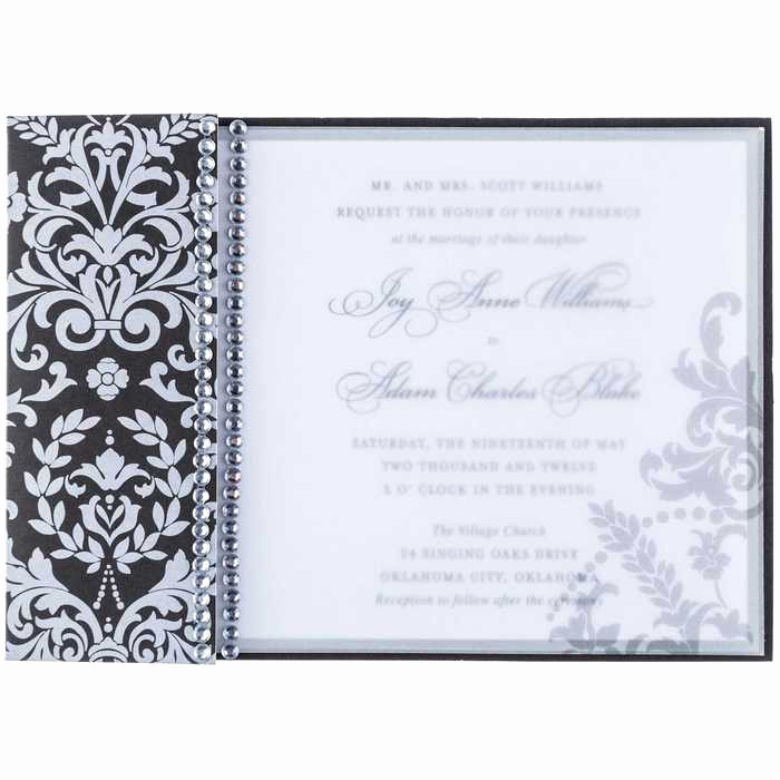 Hobby Lobby Wedding Invitation Templates Inspirational Hobby Lobby Wedding Program Templates