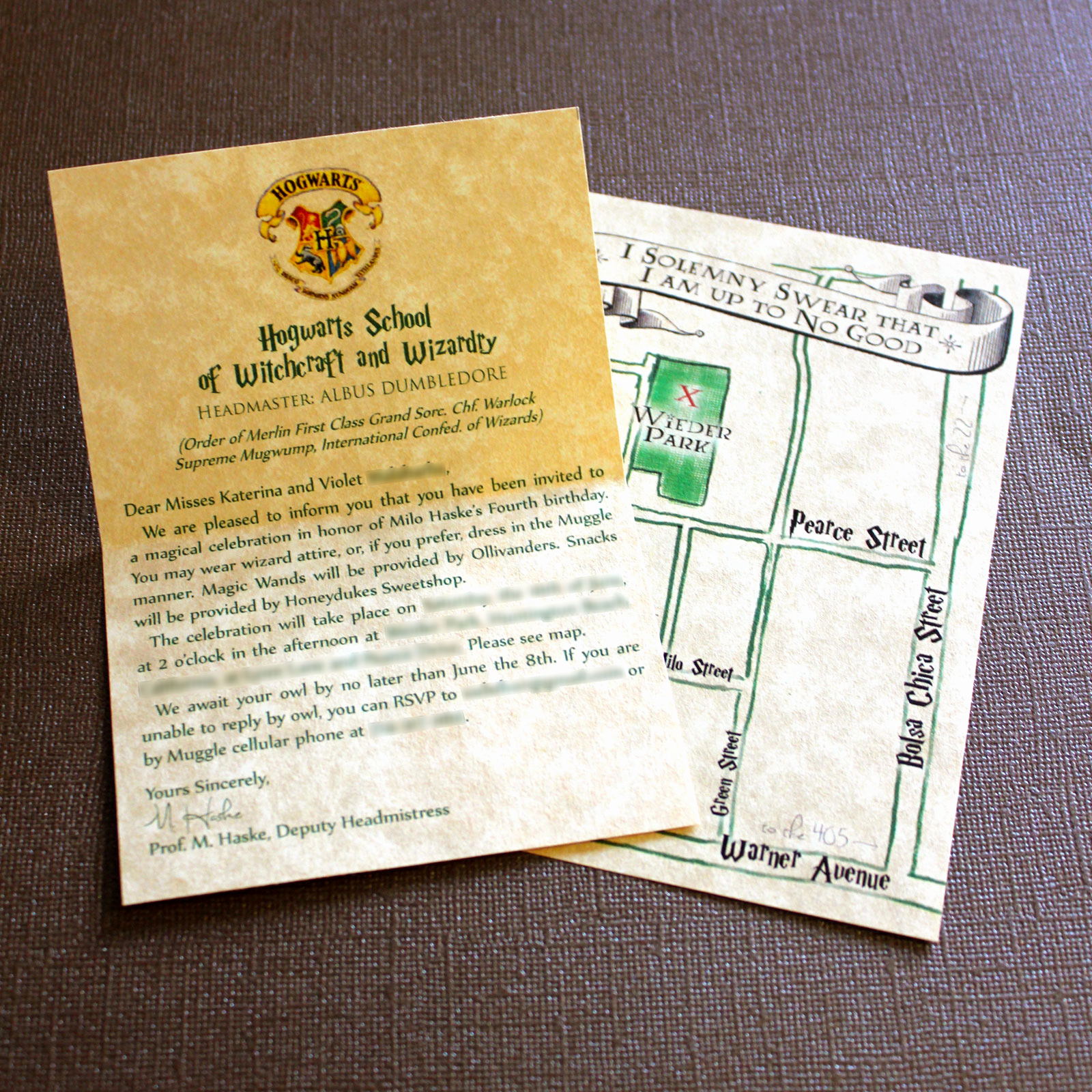 Hogwarts Birthday Invitation Template Elegant Owl Invitations to Milo S Harry Potter Party