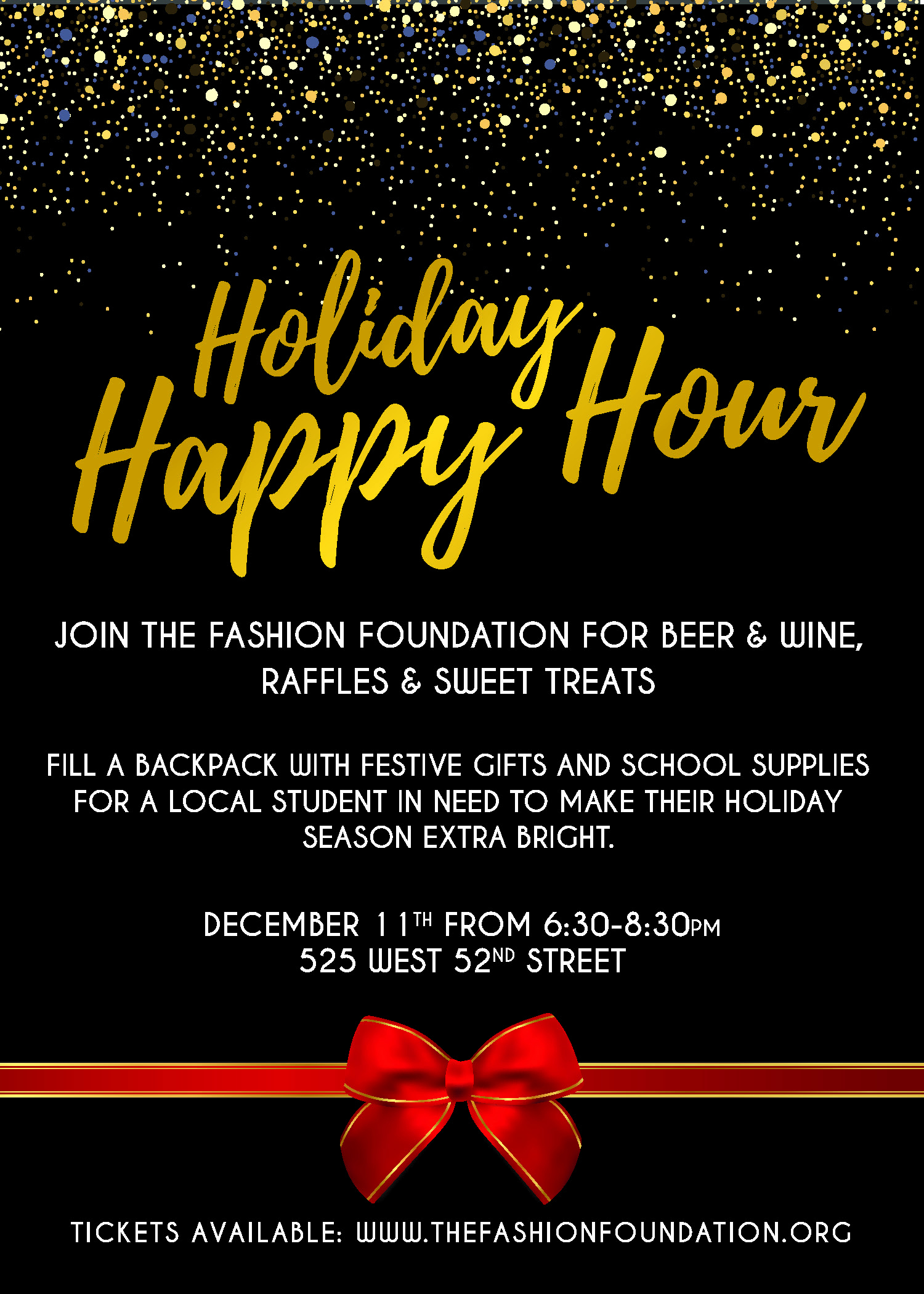 Holiday Happy Hour Invitation Elegant Holiday Happy Hour Tickets Mon Dec 11 2017 at 6 30 Pm