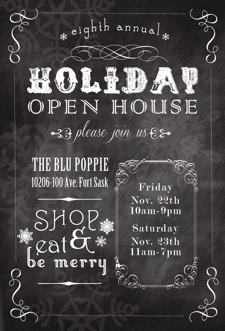 Holiday Open House Invitation Wording Elegant 17 Best Ideas About Open House Invitation On Pinterest