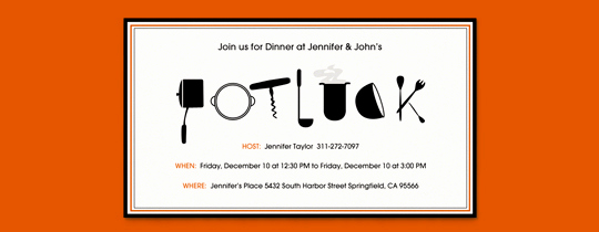 Holiday Potluck Invitation Wording Best Of Halloween Fice Potluck Invitation Wording – Festival