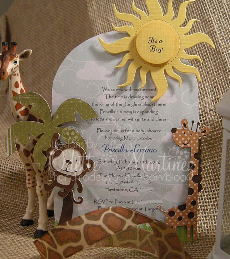 Homemade Baby Shower Invitation Ideas Lovely 20 Best Ideas About Handmade Odette On Pinterest
