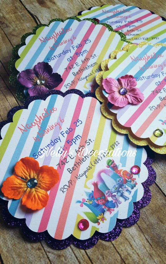 Homemade Birthday Invitation Ideas Fresh Best 25 Homemade Invitations Ideas On Pinterest