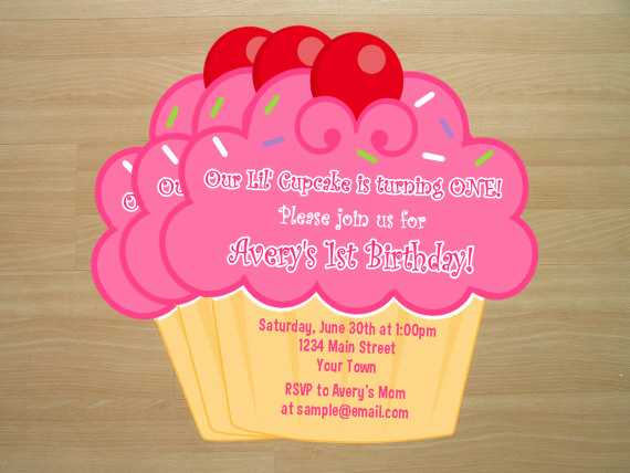 do it yourself birthday invitations