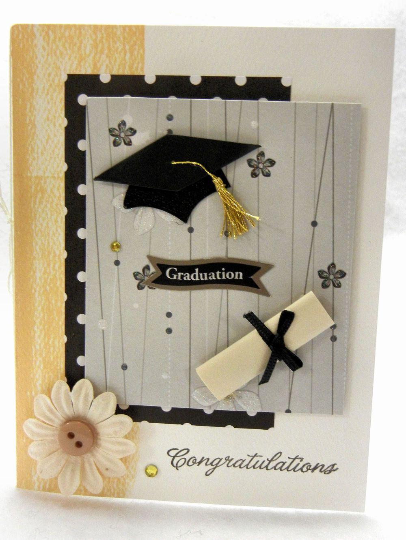 Homemade Graduation Invitation Ideas Beautiful Graduation Homemade Cards Google Search