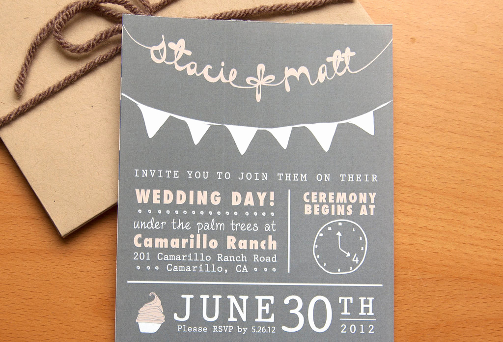 Homemade Wedding Invitation Ideas Best Of Bud Wedding Ideas Diy Invitations Etsy Weddings