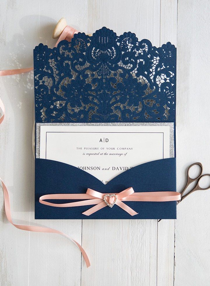 Homemade Wedding Invitation Ideas Fresh 25 Best Ideas About Wedding Invitations On Pinterest