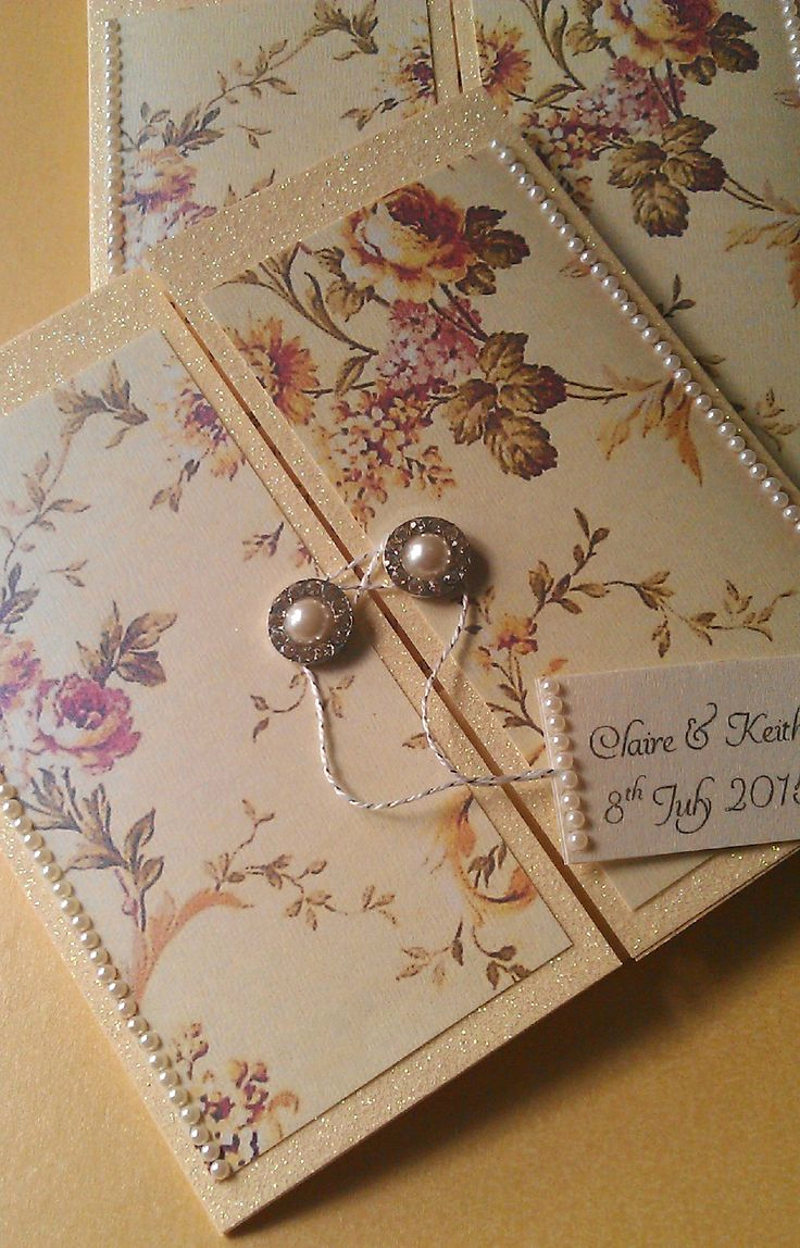 Homemade Wedding Invitation Ideas Inspirational 1000 Ideas About Handmade Wedding Invitations On