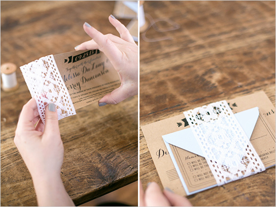Homemade Wedding Invitation Ideas New Diy Wedding Invitations Stunning Fun Ideas