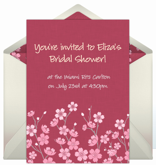 Honeymoon Shower Invitation Wording Inspirational Free Line Invitations for Bridal Showers