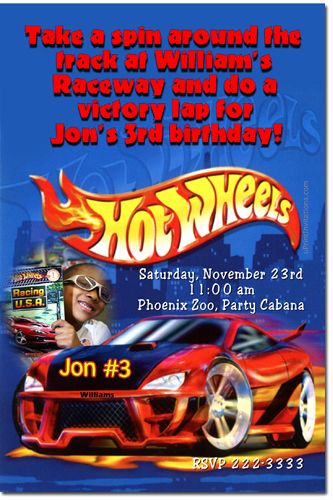 Hot Wheels Invitation Template Beautiful Hot Wheels Birthday Invitations Candy Wrappers Thank You