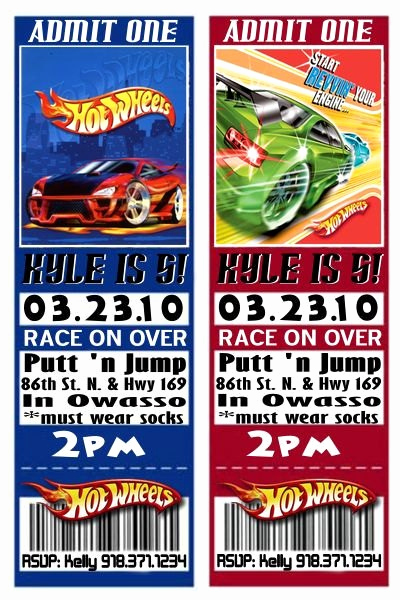 Hot Wheels Invitation Template Inspirational 144 Best Ideas About Hot Wheels Party On Pinterest