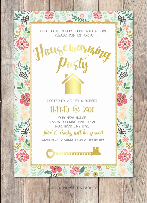 House Warming Invitation Ideas Inspirational Best 25 Housewarming Party Invitations Ideas On Pinterest