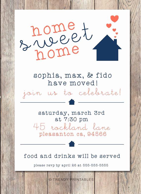 House Warming Invitation Ideas Luxury Housewarming Party Invitation Housewarming Invitation