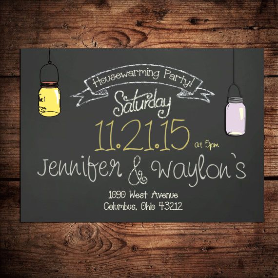 House Warming Invitation Ideas New the 25 Best Housewarming Party Invitations Ideas On
