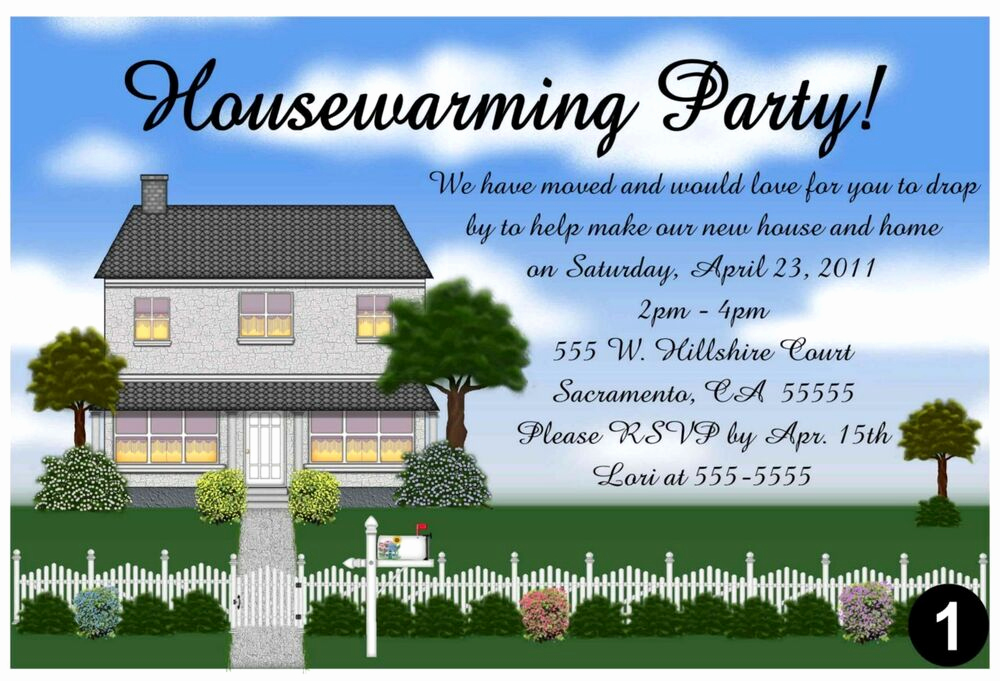 House Warming Invitation Message Inspirational Housewarming Party Invitations