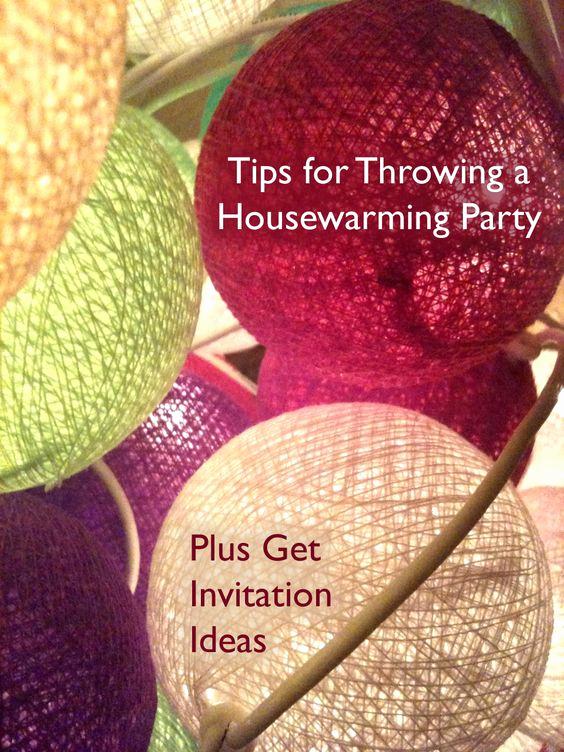 House Warming Party Invitation Ideas Inspirational Tips for Throwing A Housewarming Party Invitation Ideas