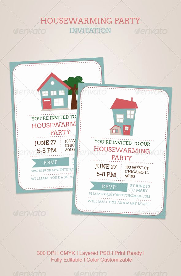 House Warming Party Invitation Template Beautiful Housewarming Party Invitation