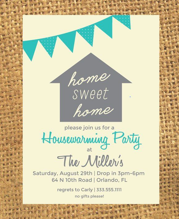 House Warming Party Invitation Template Lovely Housewarming Invitation Graphicsmag