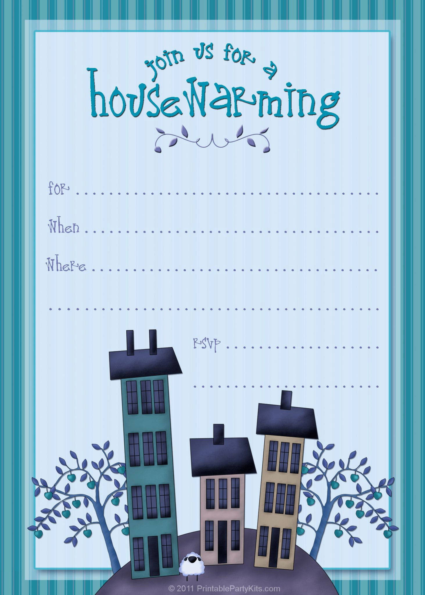 Housewarming Invitation Template Free Awesome Free Printable Housewarming Party Invitations Printable