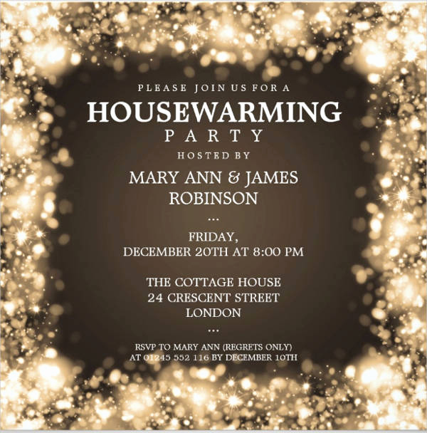 Housewarming Invitation Template Free Best Of 8 Housewarming Invitation Templates Free Download