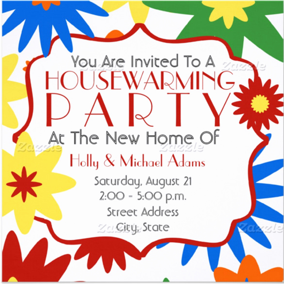 Housewarming Invitation Template Free Elegant 23 Housewarming Invitation Templates Psd Ai