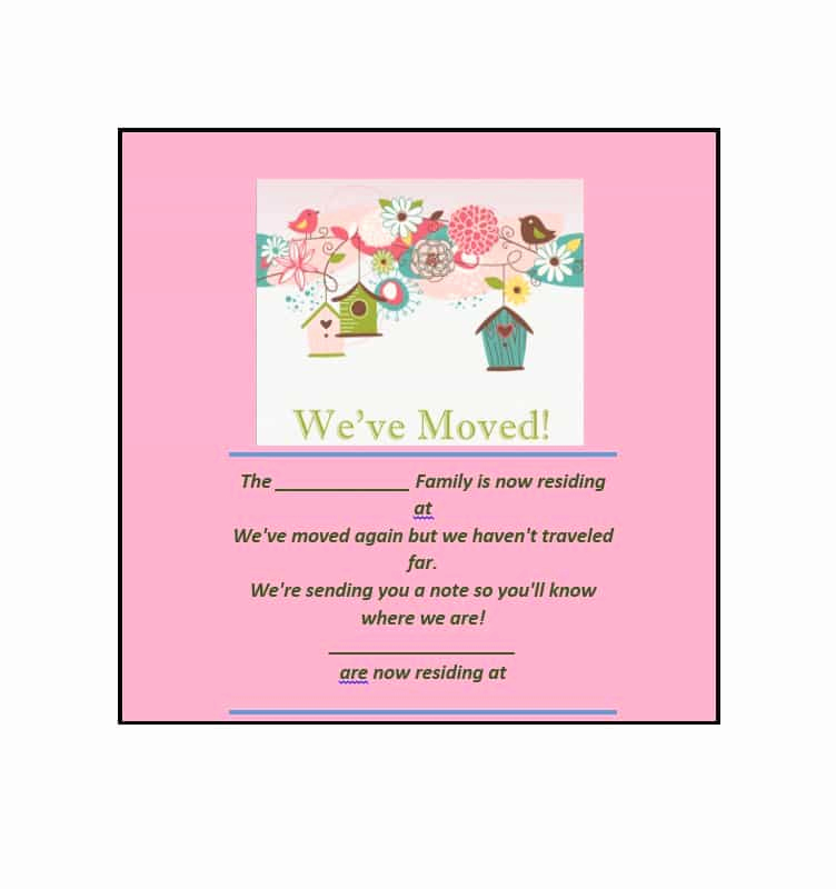Housewarming Invitation Template Free Unique 40 Free Printable Housewarming Party Invitation Templates