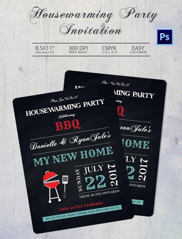 Housewarming Invitation Template Microsoft Word Fresh Housewarming Invitation Template 30 Free Psd Vector