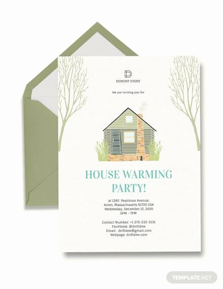 Housewarming Invitation Template Microsoft Word New 15 Amazing Housewarming Invitation Templates Psd