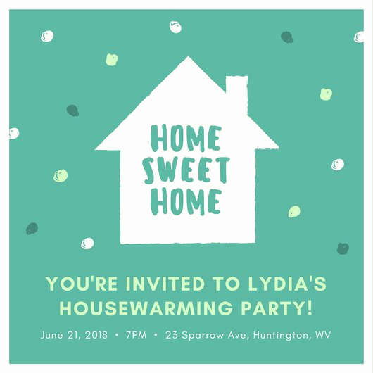 Housewarming Invitation Templates Free Beautiful Customize 39 Housewarming Invitation Templates Online Canva