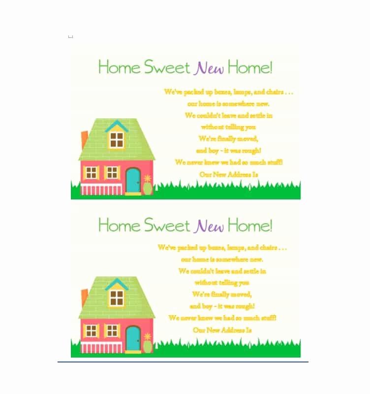 Housewarming Invitation Templates Free Lovely 40 Free Printable Housewarming Party Invitation Templates