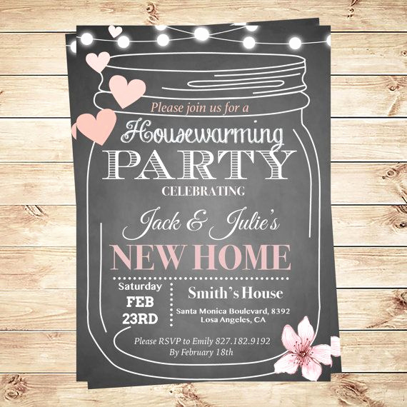 Housewarming Invitation Templates Free Unique Best 25 Housewarming Party Invitations Ideas On Pinterest