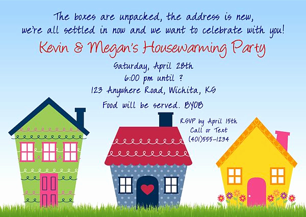 Housewarming Open House Invitation Wording Awesome Housewarming Party Invitations Misc Occasions