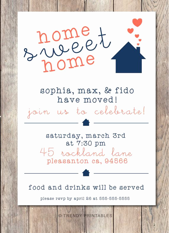 Housewarming Open House Invitation Wording Best Of Housewarming Party Invitation Housewarming Invitation