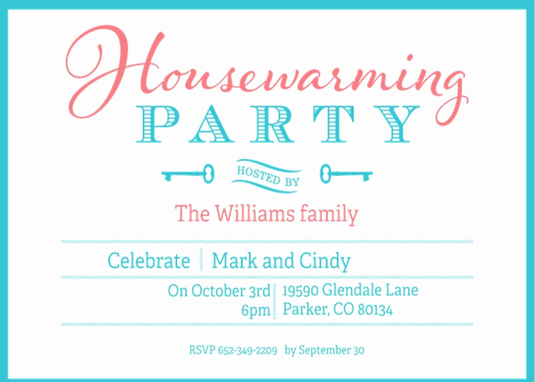 Housewarming Open House Invitation Wording Lovely Housewarming and Open House Invitations