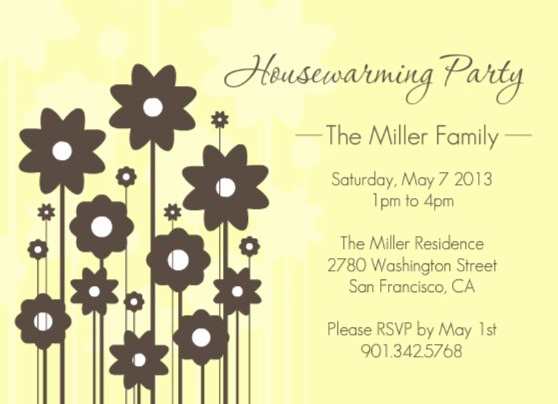 Housewarming Party Invitation Ideas Inspirational Housewarming Party Ideas From Purpletrail