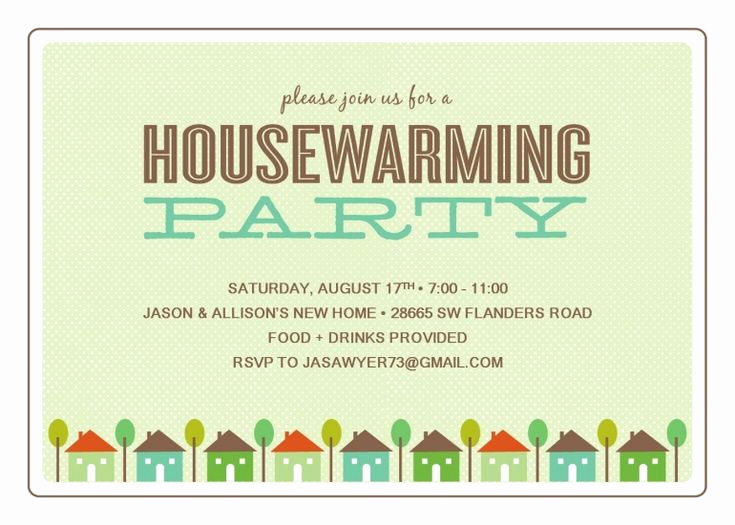 Housewarming Party Invitation Ideas New Free Printable Housewarming Party Templates
